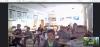Printscreen spotkania online z klasą III A ze Szkoły Podstawowej nr 3 w Dąbrowie Tarnowskiej
